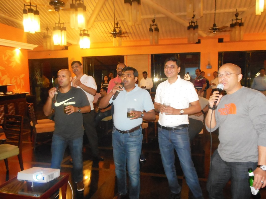 Karaoke Gigs in Bangalore