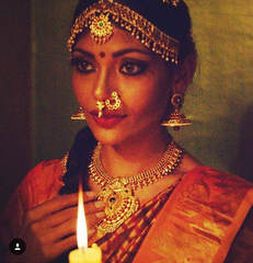 Her Sweetness Bollywood Begum Srividya